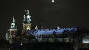 Krakow, Poland Euro 2012