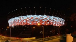 Euro 2012 Poland and Ukraine