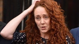 Rebekah Brooks 'vindicated' by hacking verdicts