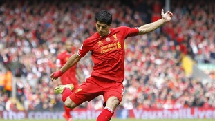 Ban would mean Luis Suarez misses Everton derby, 16 matches and nine Premier League games