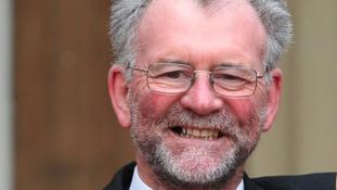 Workington MP Sir Tony Cunningham