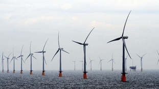Early contracts for five wind farm projects were agreed.