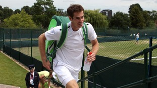Murray will carry Britain's hopes alone this year.