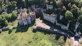 Gwyrch Castle to reopen after three decades