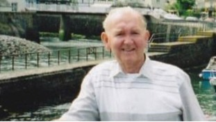 John McGrath was killed by his grandson