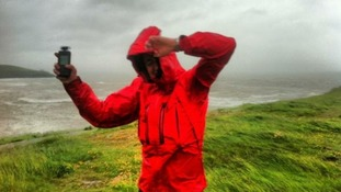 Barry rain