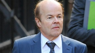 Christopher Jefferies arrives  to give evidence at the Leveson inquiry at the Royal Courts of Justice