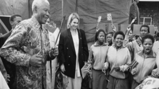 Nelson Mandela's long-time PA Zelda la Grange recalls her early racism
