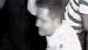 The man who was seen in the Charles Street
