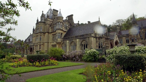Tyntesfield House and Gardens