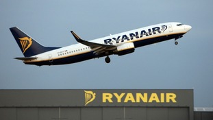 Air accident investigation after collision at Stansted