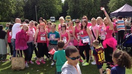 Midlands events show Race For Life is more popular than ever