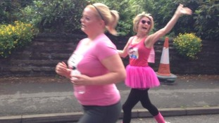 Thousands run Race For Life in Birmingham and Coventry