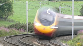 A Virgin Trains Pendolino