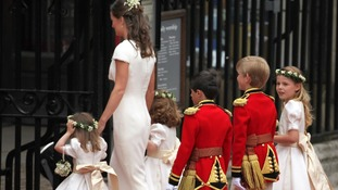 Pippa Middleton's flattering bridesmaid dress at her sister's wedding saw her shoot to international fame in 2011.