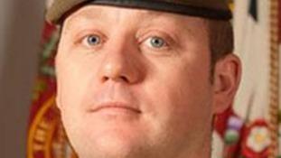 Sergeant Nigel Coupe