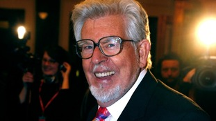 Rolf Harris pictured on the night he was inducted into the ARIA Hall of Fame in Melbourne.