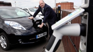 Sunderland's bid to be centre of electric car revolution