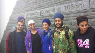 More teams from the Midlands on the Mount Snowdon trek