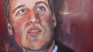 New royal portrait of Prince William to be unveiled