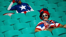 USA World Cup dream ended by Belgium