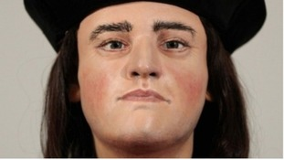 King Richard III will be re-buried at Leicester Cathedral next year.