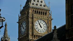 """Big Ben"" clock tower"
