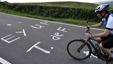 Tour de France road closures