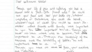 Written by Jack, a student from Herefordshire.