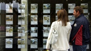 House prices in London are now more than double that of homes up north.