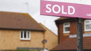 House prices in London have soared by almost 30 per cent in the past year.