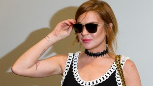 Lindsay Lohan is suing the makers of computer game Grand Theft Auto V.