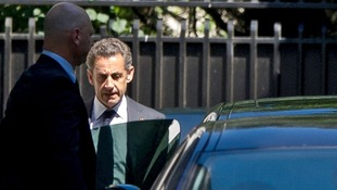 French president Nicolas Sarkozy has denied any wrongdoing after being put under formal investigation for corruption.