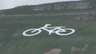 The Upper Wensleydale mountain bike.