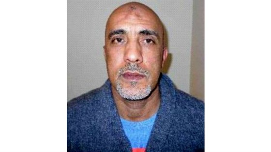 Police have appealed for the public's help to catch missing child rapist Abdelouaheb Delhoum.