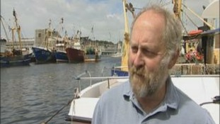 Greenpeace joins forces with South West fishermen