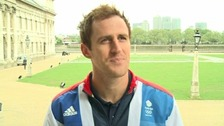 Nick Woodbridge has been selected for Team GB for the 2012 Olympics