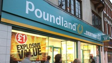 Poundland has announced mega sales figures topping almost £1bn this year, resulting in record profits.