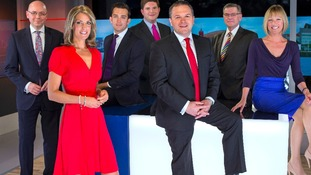 The ITV presenting team for Wales