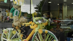Courtyard Café in Horsforth celebrate Le Tour