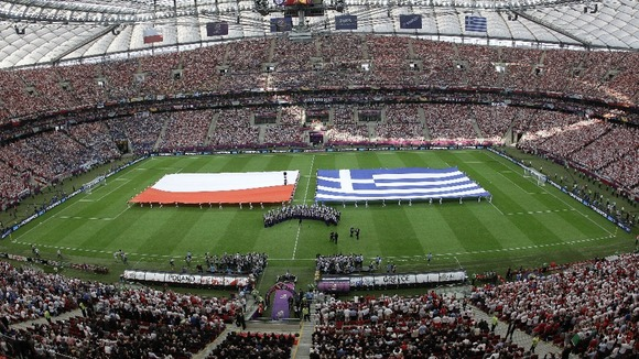 Euro 2012 Poland and Greece