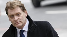 Eric Joyce on his way into Westminster Magistrates' CourtEric Joyce on his way into Westminster Magistrates' Court