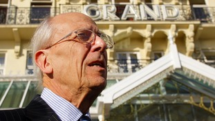 The former Conservative cabinet minister Lord Tebbit.