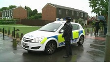 Police in Walsall