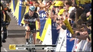 Cavendish completes the first stage in pain