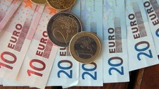 The International Monetary Fund (IMF) estimates the Spanish government need a cash injection of at least 40bn euros.