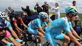 Millions watch Tour de France start in Yorkshire