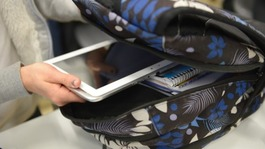 UK airport passengers advised to charge electronic devices