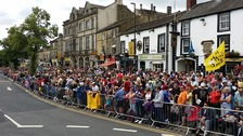 Millions came out to watch Le Tour across the weekend