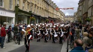 HMS Somerset march
